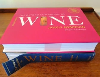 Launch: The Oxford Companion to Wine, 4th edition