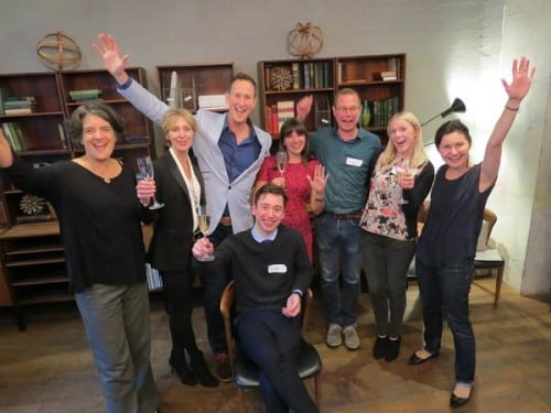 Freshly crowned, Phil Hedderman won Oddbins The Palate 2015