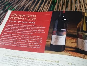 Mature Western Australian fine wine at The Wine Society