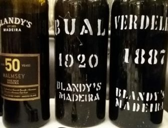 Madeira: Blandy's latest vintage releases