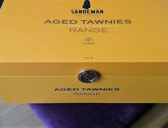 The Tawny Port trajectory: a makeover for Sandeman