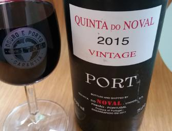 Quinta do Noval Vintage Port 2015