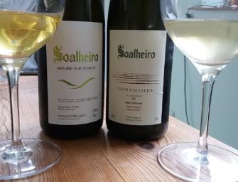 Soalheiro 2016 releases, including Nature Pur Terroir (no added sulphur)