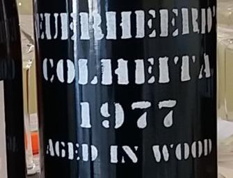 December Wines of the Month: Feuerheerd's Colheita 1977 & Blandy's Terrantez 1980