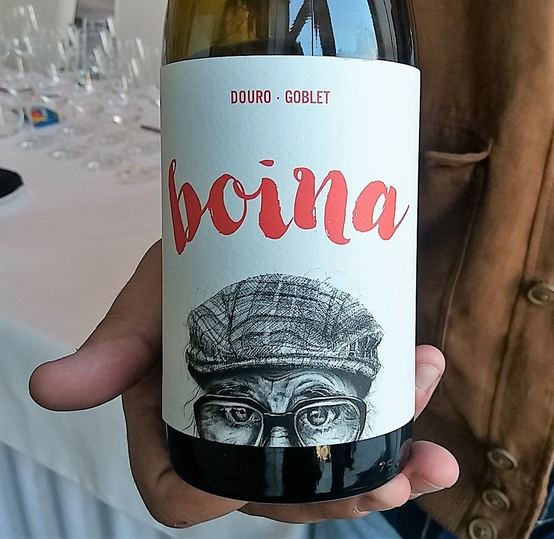 Portugal Boutique Winery Boina Douro Red 2015 (Douro) b5976871483