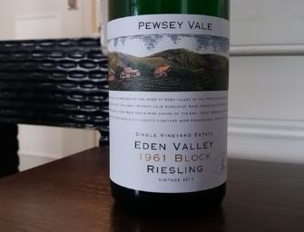 The garden of Eden: 171 years old – Pewsey Vale Riesling – a retrospective