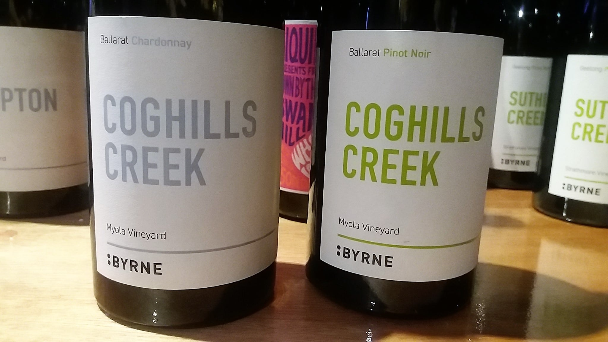 Cutting edge Australian wines