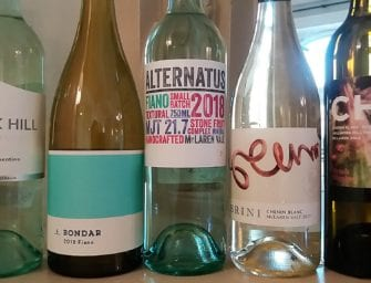 February Wines of the Month: Arras E J Carr 2004 & Brash Higgins CHN Chenin Blanc 2017