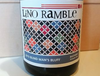 November Wines of the Month: Lino Ramble 'Blind Man's Bluff' Bastardo 2019 & S C Pannell Tempranillo Touriga 2018
