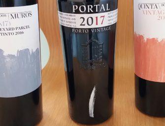 Q. do Portal 2017 Vintage Ports & Q. dos Muros Douro (M7) Tinto 2016