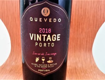 First Taste: Quevedo Vintage Port 2018 & 2020 advent calendars