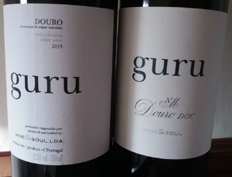 March Wines of the Month: a thrilling pair of non-vintage Douro DOC whites