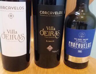 A rare trio from Carcavelos