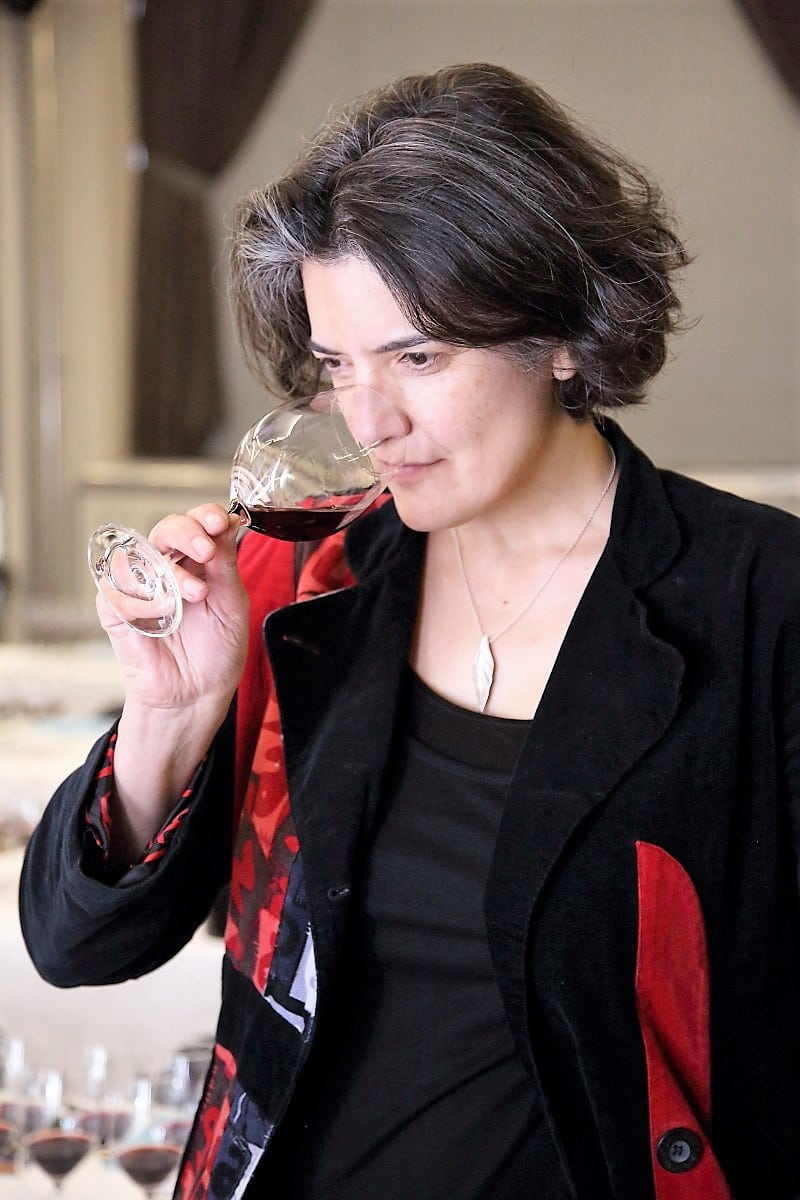 Sarah Ahmed The Wine Detective