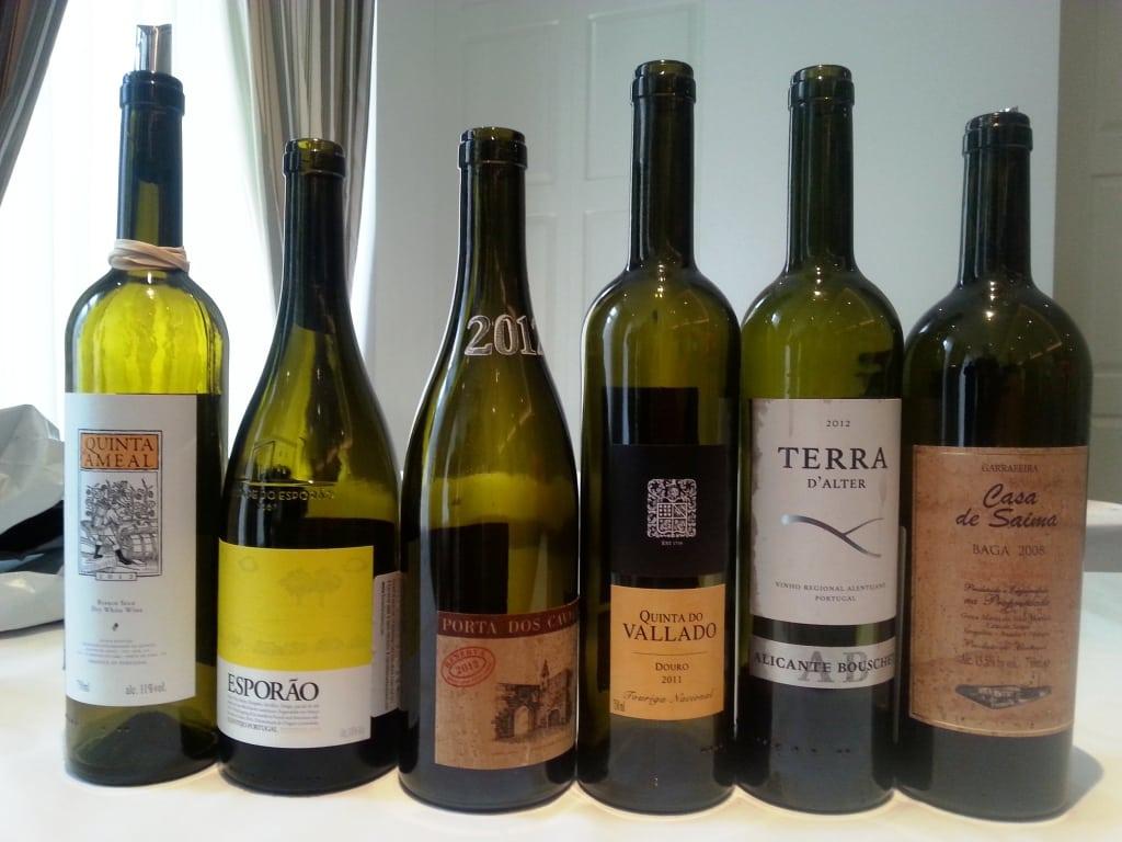 Blind tasting wines unmasked
