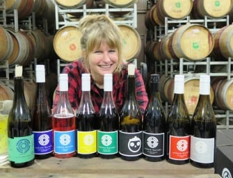 Ochota Barrels: game for & playful with Gamay