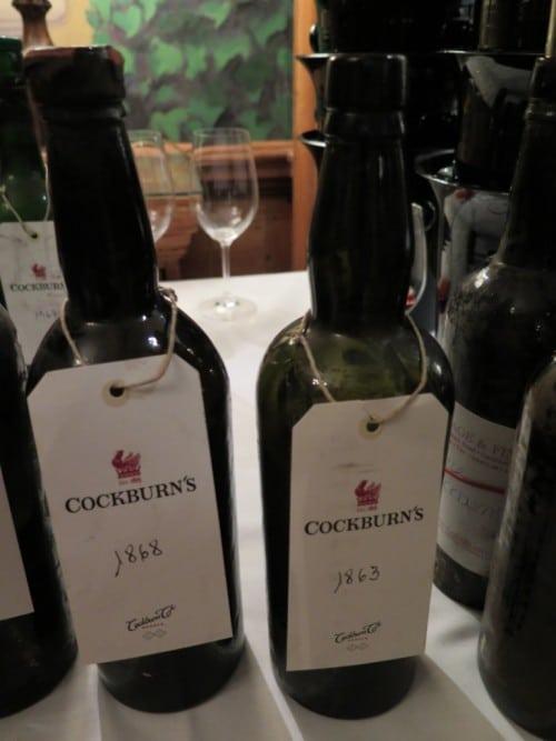 annual portugal tasting casa ferreiniha cockburns bicentenrary 120