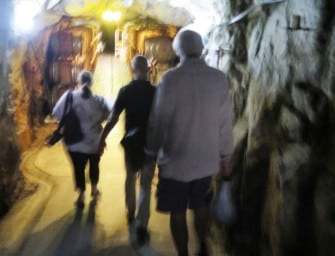 Going underground with Giaconda, Beechworth