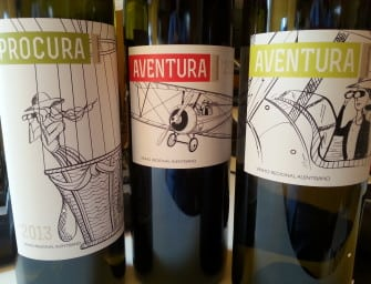Portalegre magic: Susana Esteban's maiden white wines & Aventura Red 2013