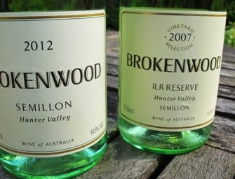 "Brokenwood: latest Semillon releases plus a word on the ""outstanding"" 2014 Hunter Valley vintage"