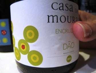Catching up with the organic wines of Casa de Mouraz & alr