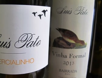 Luis Pato does Sercial, Alvarinho & Cercial, very well
