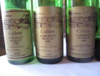 Margaret River magic: Cullen Diana Madeline Vertical,1981 – 2010