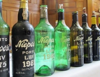 Lessons in life & Port: a tutored vertical of Niepoort Late Bottle Vintage Port