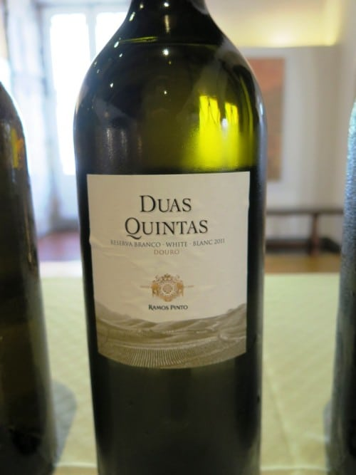 2011 - a cracker for both the white Classico and Reserva