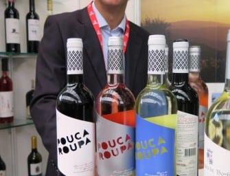 João Portugal Ramos Pouca Roupa: new generation wines