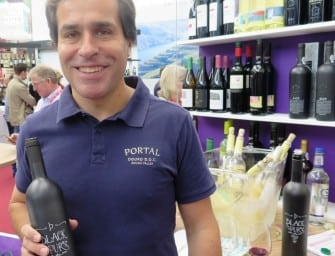 First taste: Quinta do Portal Black Pur 2012 – a Duriense Malbec/Cabernet