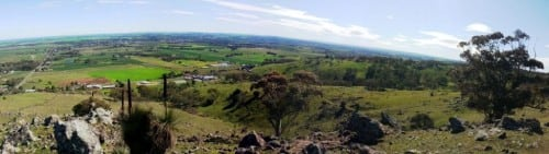 eden valley panoramic with Christian Canute