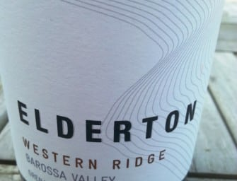 Elderton Western Grange Grenache Carignan: as far from the blockbuster concept as possible