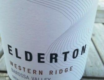 Elderton Western Ridge Grenache Carignan: as far from the blockbuster concept as possible