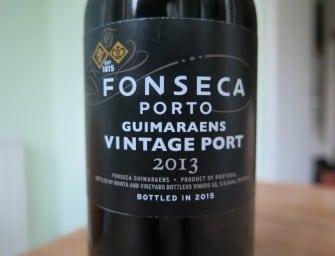 First taste: Fonseca Guimaraens Vintage Port 2013