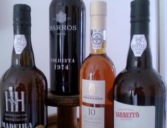 Join us for Iberian Nights at Trangallan: a Portugal -v- Spain fortified tasting