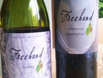 First taste: Freehand zero added sulphites Great Southern Shiraz & Cabernet Sauvignon 2013