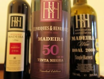 Henriques & Henriques 50 Year Old Tinta Negra Madeira