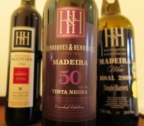 Taking Tinta Negra to new heights - Henriques & Henriques stunning 50 Year Old