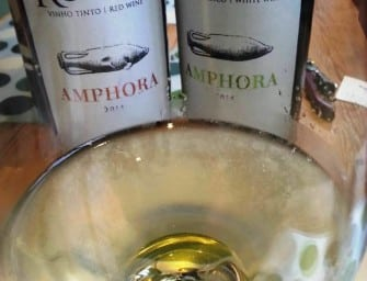 Herdade do Rocim Amphora White & Red 2014