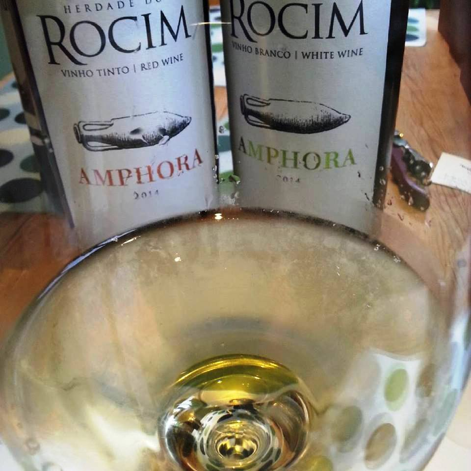 Herdade do Rocim Amphora wines
