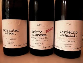 Azores Wine Company – first releases