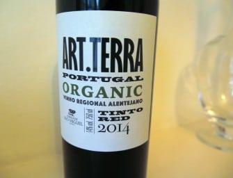 First taste: Sao Miguel Art. Terra Organic Tinto 2014