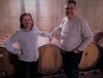 First peek: Filipa Pato's & William Wouter's new vines, wines & cellar