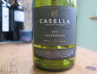 Australian alternative varieties – new to me Caverdella, from Casella