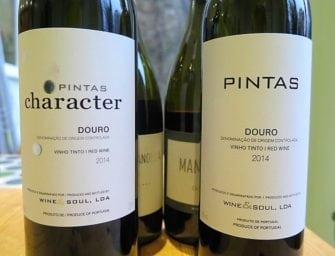 First taste: Wine & Soul Guru 2015, Pintas 2014 (Douro reds & Port)