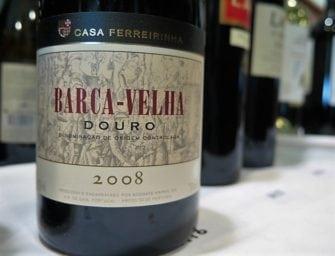 First taste: Casa Ferreirinha Barca Velha 2008