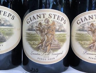 First taste: Giant Steps 2015 Yarra Pinot Noir & Chardonnay