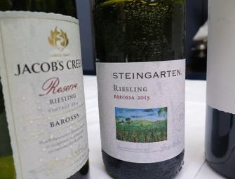 Latest releases: Jacob's Creek Rieslings
