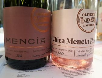 Australian Mencia & more – alternative varieties